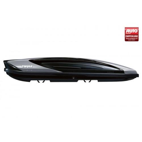 Cofre Thule Excellence XT 6119B - Cofre (negro brillante/titan metalizado)