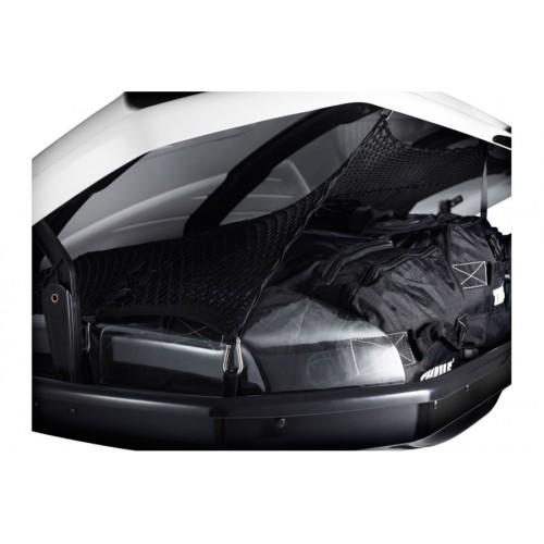 Cofre Thule Excellence XT 6119T - Cofre (titan metalizado/negro brillante)
