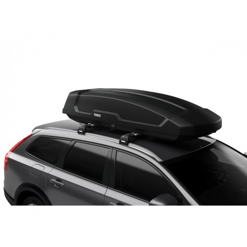 6358 Thule Force XT XL black aeroskin