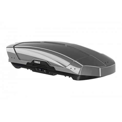 Cofre Thule Motion XT M - 6292T -200- (plata glossy)