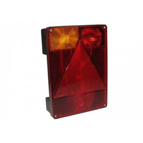 Piloto RADEX Vertical Triangulo integrado derecho