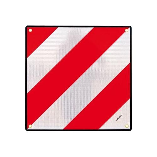 Placa V20 ABS señalización de carga saliente