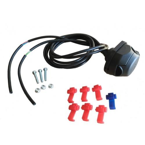 Kit Electrico 7 polos PVC L 1.5 m