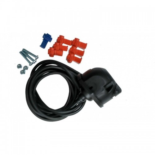 Kit Electrico 7 polos PVC L 2.0 m