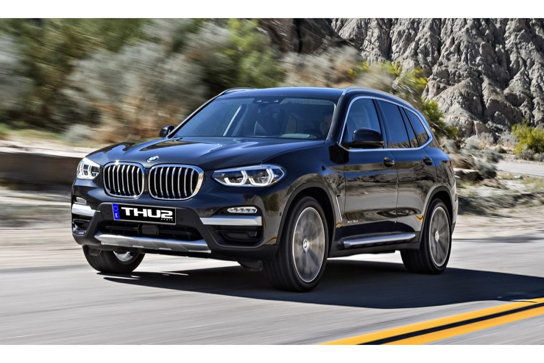 ENGANCHE BMW X3 2018