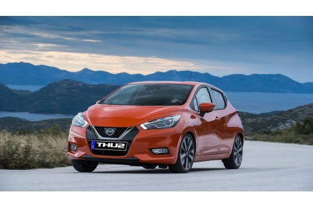 ENGANCHE NISSAN MICRA 2017