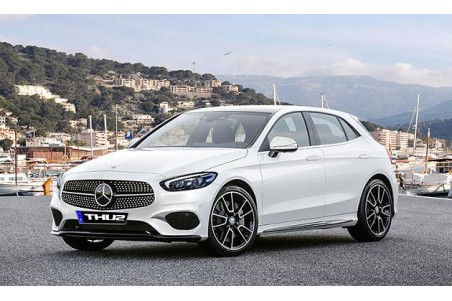 ENGANCHE MERCEDES A (W177) 2018