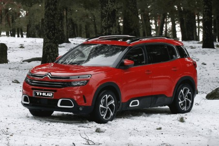 ENGANCHE CITROEN C5 AIRCROSS 2019